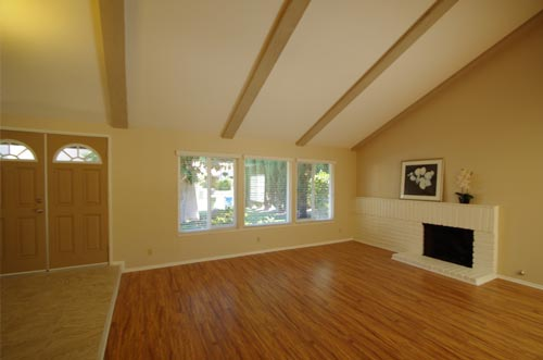After Family Room Timberlane